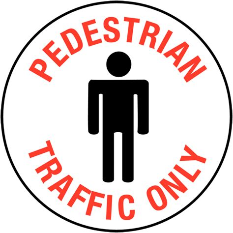 only fans free access pedestrian traffic only anti slip floor markers seton uk