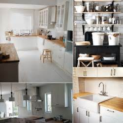Ikea Kitchen Ideas Ikea Kitchen Renovation Ideas Popsugar Home