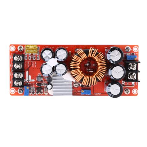 Dc To Dc Step Power Supply 10 1500w 30a dc dc boost converter step up power supply