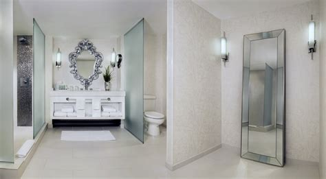 ivory bathroom suite palms casino resort las vegas