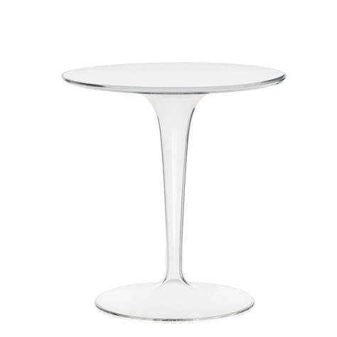 kartell beistelltisch the tip top side table by kartell in the shop