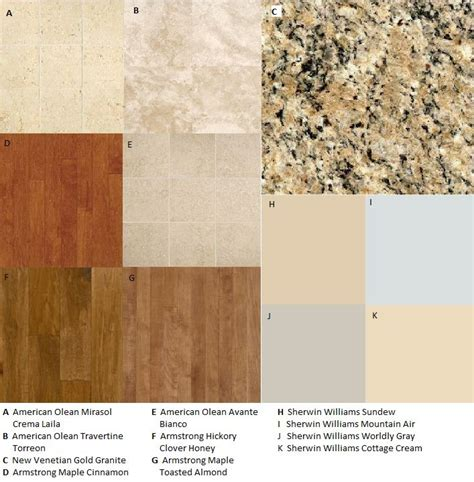 colors that look with gold flooring that goes with new venetian gold granite