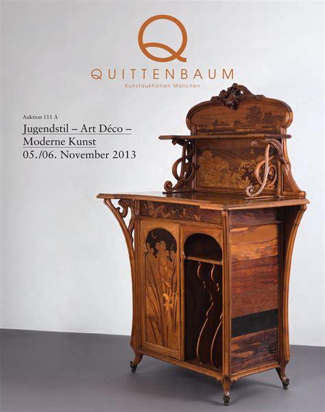steingut porzellan issuu auction 111a nouveau deco modern
