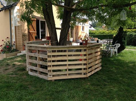 outdoor backyard bars pallet outdoor furniture practical yet chic ideas