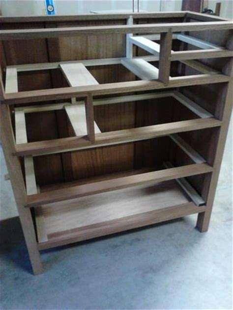 Pre Built Chest Of Drawers by Sweet Chest Of Drawers Build 12 All Glued Up And Onto