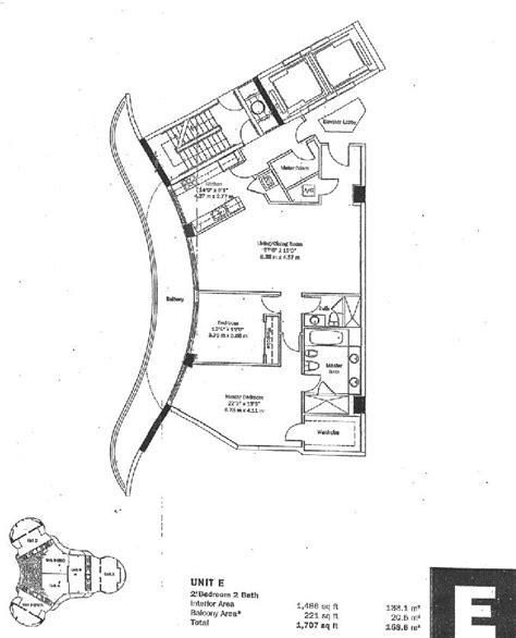 Trump Towers Floor Plans Sunny Isles Florida | trump tower 2 sunny isles condo one sotheby s