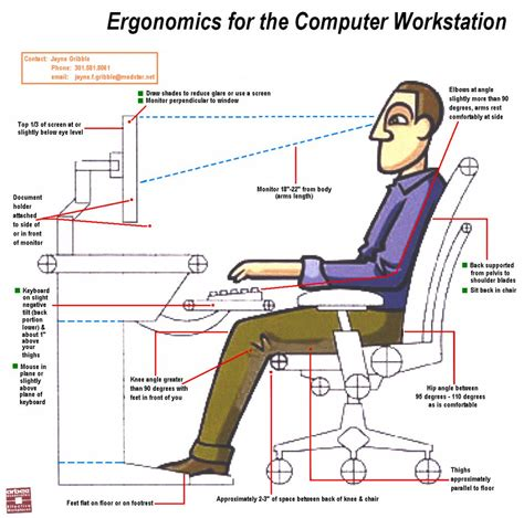 Office Ergonomics by Best Ergonomic Office Chair Leather Mesh 2014 Review