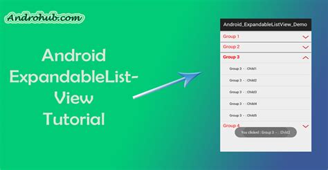 expandable layout in android github android expandablelistview androhubandrohub