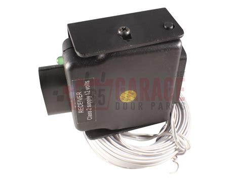Genie Garage Door Receiver Genie Garage Door Openers 36450a Safety Sensor Receiver With Wire And Connector
