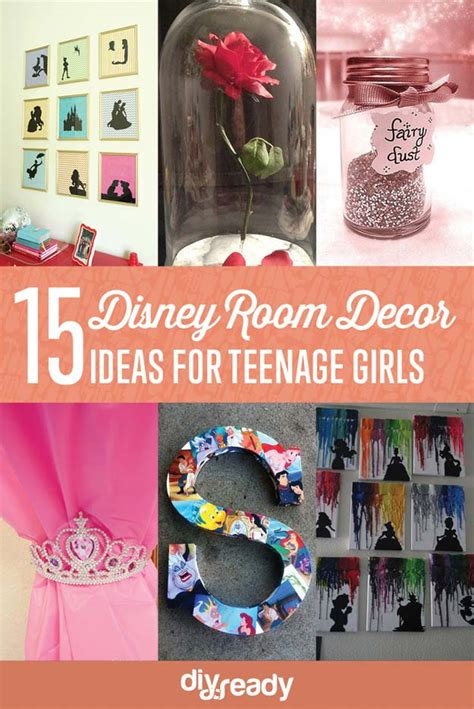 diy crafts for teenagers room 15 enchanted diy room ideas for disney fans