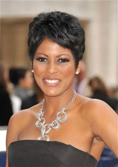 today show showing a hair cut hey today show i vote for tamron hall classy
