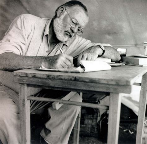 biography ni ernest hemingway today in 1934 ernest hemingway wrote this blistering