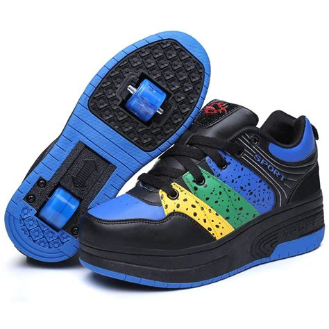 2016 new child heelys roller shoes with wheels shoes