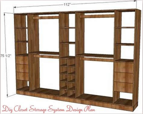 Closet Storage Systems Diy Closet Shelf Plans Pdf Diy Coffee Table With