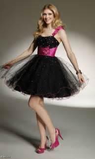 vestidos de fiesta de 15 a 241 os en colores oscuros
