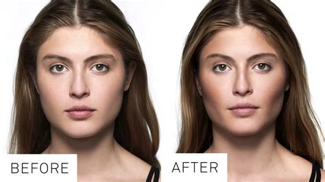 contouring tutorial for heart shaped faces by smashbox