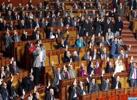 house of representatives majority house of representatives adopts by majority vote 2014 appropriation draft bill maroc ma