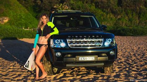 land rover discovery 4 review australia news sally fitzgibbons joins land rover australia
