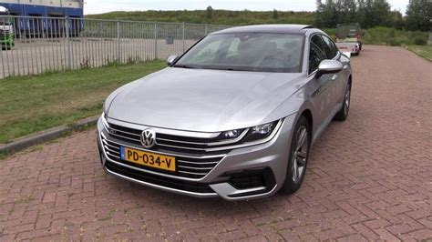 volkswagen arteon r line inside the volkswagen arteon r line 2017 in depth review