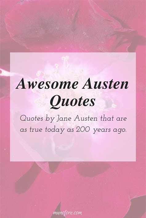 awesome jane austen quotes  relevant today munofore