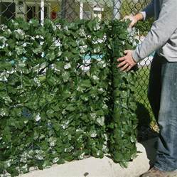 Faux Ivy Trellis Artificial Ivy Fence Roll Retailer Of Artificial Plants