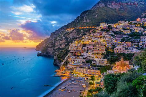 boat tour from positano amalfi coast sunset boat tour kissfromitaly italy tours