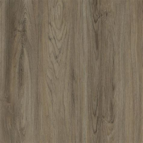 Resilient Vinyl Plank Flooring with Trafficmaster Take Home Sle Walnut Resilient Vinyl Plank Flooring 4 In X 4 In