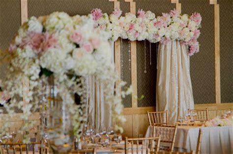 Wedding Arch Rental Seattle by Four Seasons Hotel Wedding Flora