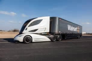 Electric Vehicles Of America Bob Batson Walmart Debuts Futuristic Truck