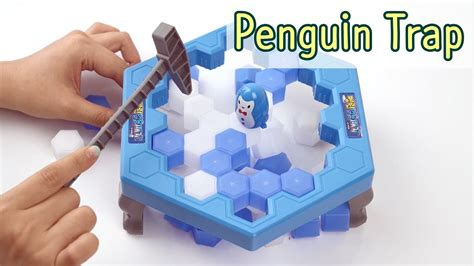 Tme Penguin Trap penguin trap activate breaker don t the