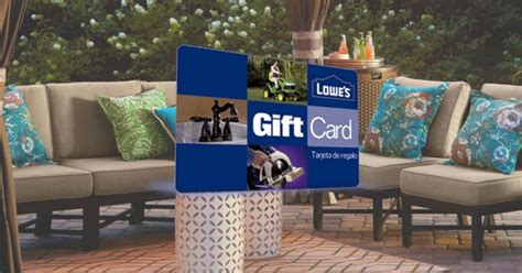 Lowes Gift Card Balance Online - lowes gift card bonus photo 1 gift cards
