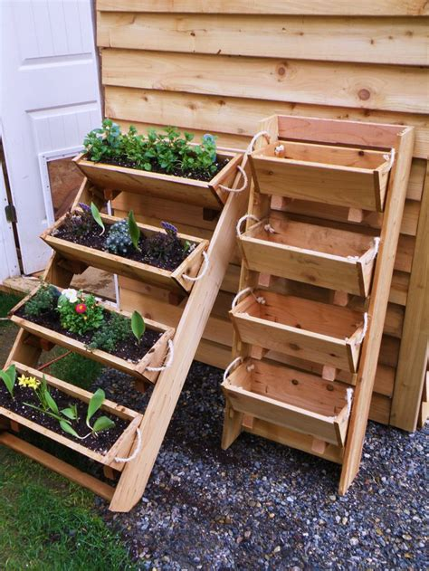 Vertical Garden Beds Get 2 16 Large Planters Raised Bed Vegetable Garden For