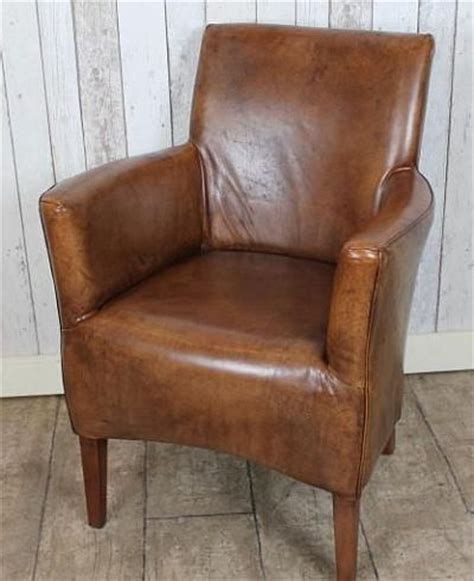 Small Leather Armchair small leather armchair