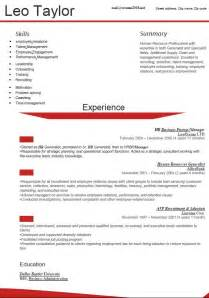 Resume Format New Models Resume Format 2016 12 Free To Word Templates