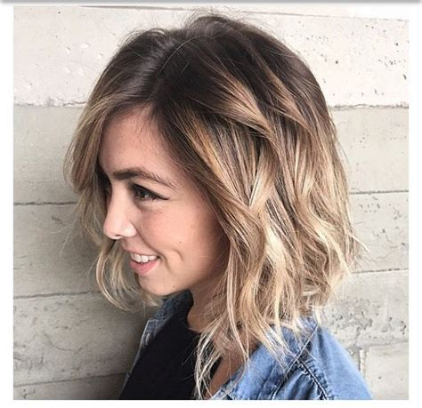 wavy bob with ombre newhairstylesformen2014 com bob ombre haar pinterest ombre bobs and hair style