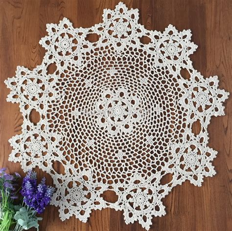 lace home decor aliexpress buy free shipping 2015 new arrival cotton crochet lace tablecloth for home