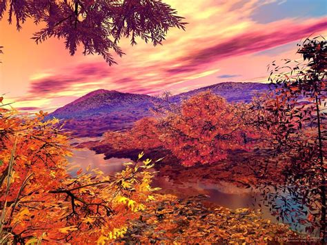 pretty wall paper beautiful fall pictures wallpapers wallpaper cave