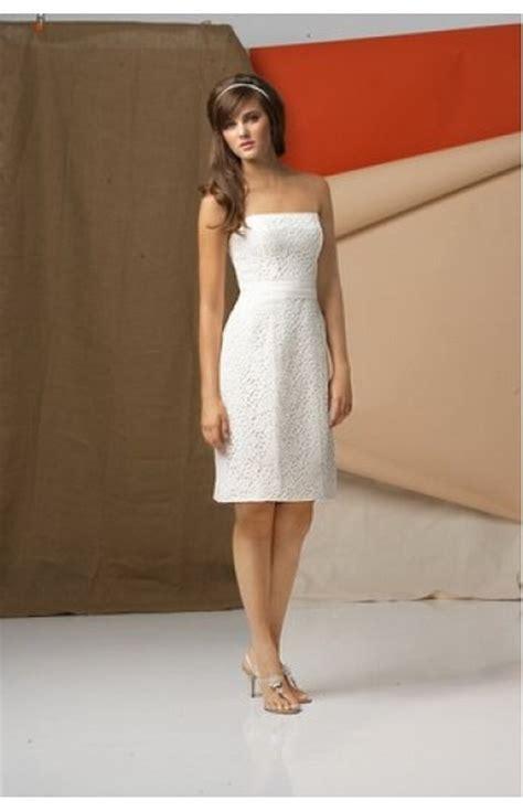 Hochzeitskleid Etuikleid Lang by Hochzeitskleider Knielang