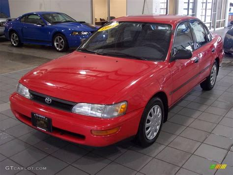 1994 toyota corolla dx 24493777 gtcarlot car color galleries