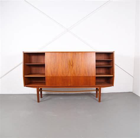 sideboard credenza geometric design teak sideboard credenza dekaden