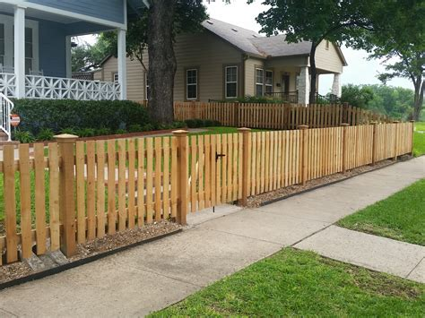 Ranch Style Trim by Custom Fencing Austin Tx Custom Wood Fence Company