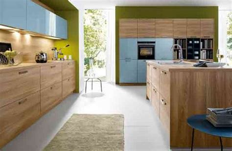 2014 kitchen cabinet color trends دواليب تخزين خشبية بالمطابخ الجديدة المرسال