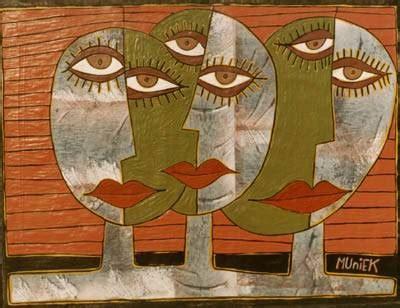 artes visuales imagenes realistas y no realistas wikipedia caras que buscan el nombre de la obra muniek muniek