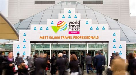 world travel market london  welcomes