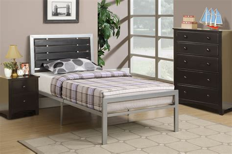 black metal twin bed contemporary grey and black metal twin bed frame