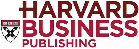 Harvard Business School Mba Books by File Harvard Business Publishing Logo Svg
