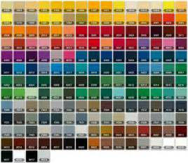 color search how to find a car paint color code