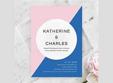 Wedding Invitation Wording Examples In Every Style | A ... Wording