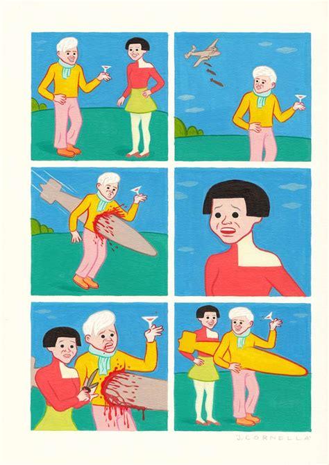 Joan Cornella Free Hugs o humor doentio dos quadrinhos de joan cornella mistura