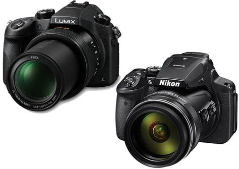 Dslr Vs Nikon P900 by Nikon Coolpix P900 Vs Panasonic Fz1000 Shootdigitalcameras
